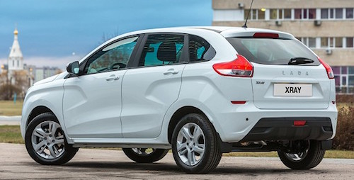 «АвтоВАЗ» отказался от выпуска полноприводной Lada XRay