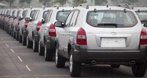 Продажи автомобилей в Китае в 2015 году выросли на 4,7%