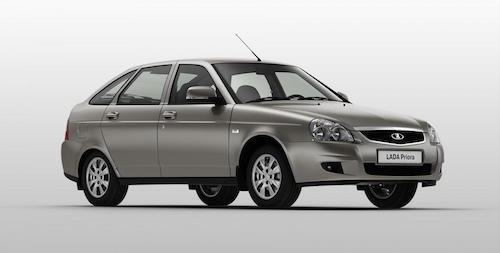 «АвтоВАЗ» убрал с официального сайта информацию о Lada Priora