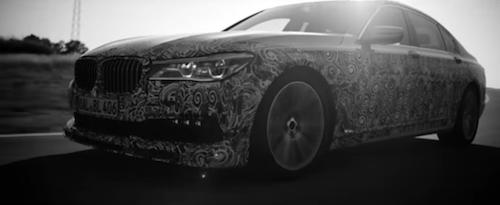 Alpha привезет в Женеву новый «заряженный» седан B7