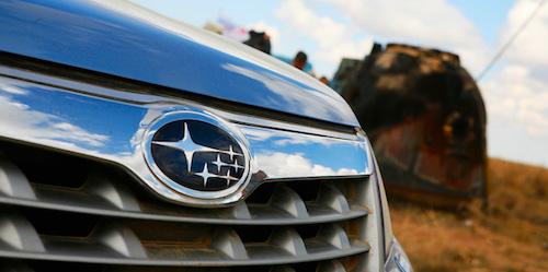 Модельный ряд Subaru в России пока пополняться не будет