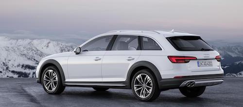 Audi представила в Детройте новый A4 Allroad Quattro