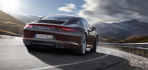 Porsche отзовет в России около 3 тысяч кроссоверов Macan