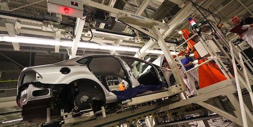 Volkswagen возобновил работу завода в Нижнем Новгороде