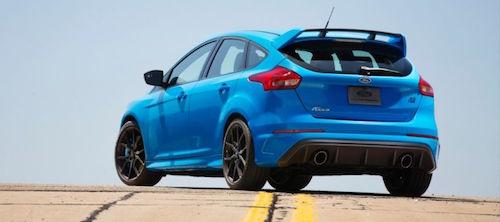 В Германии стартовала сборка нового Ford Focus RS