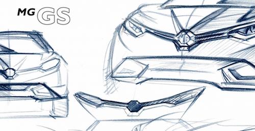 В мае дебютирует европейская версия кроссовера MG GS
