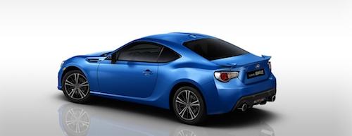 Новое купе Subaru BRZ появится в России в марте