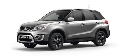 Suzuki повысила цены на кроссовер Vitara в РФ