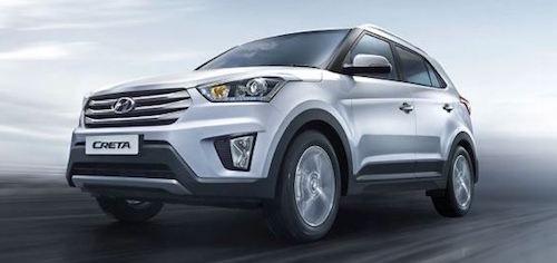 Производство кроссовера Hyundai Creta в РФ стартует в марте