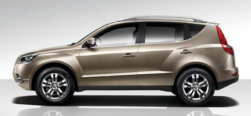 2015_Geely_EX7_Side