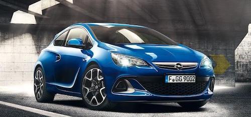 Хэтчбек Opel Astra назван «Автомобилем года» в Европе