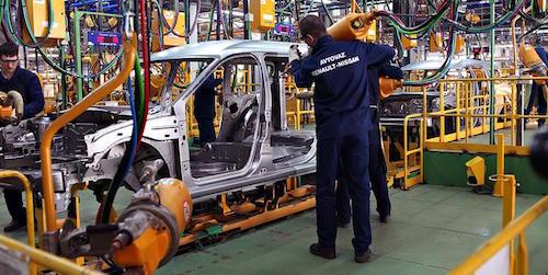 «АвтоВАЗ» сократил выпуск авто для альянса Renault-Nissan