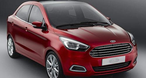 2014 Ford Figo Concept