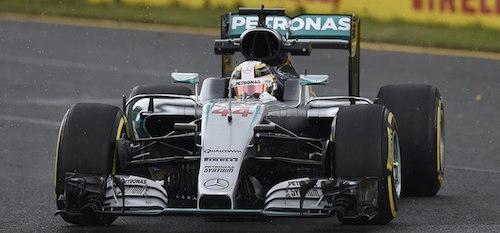 Ф-1. Результаты квалификации Гран При Австралии 2016 года