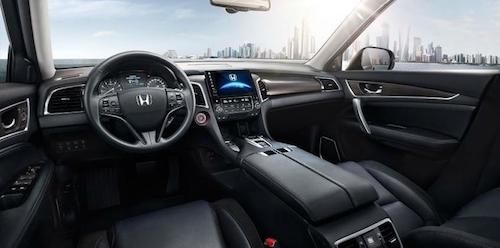 Honda представила новый кроссовер Avancier для Китая
