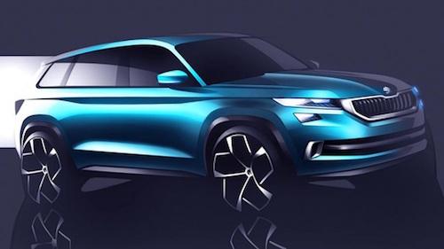 Компания Skoda может скопировать BMW X4