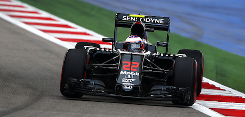 В 2017 году Honda будет поставлять моторы только McLaren
