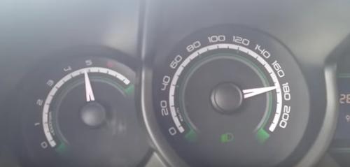 лада икс рей 190 км/ч