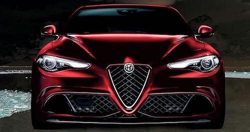 Alfa Romeo собирается разработать гибридный седан