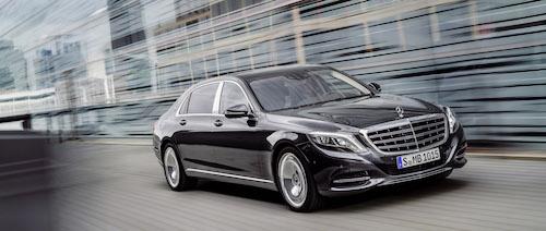 В 2018 году Mercedes-Benz начнет выпускать в РФ модели S-Class
