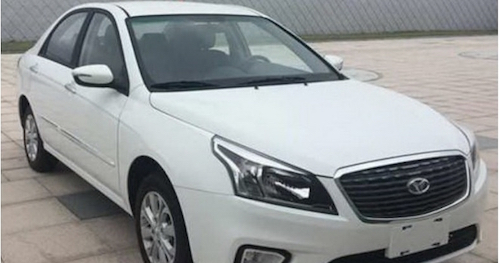 Электрический седан Horki 300E готов к выходу на китайский рынок