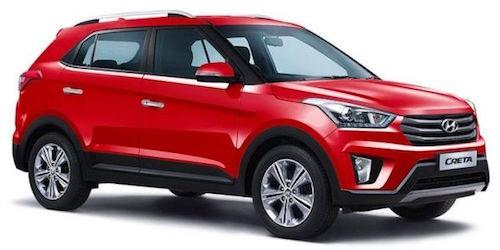 Hyundai представил комплектации нового кроссовера Creta для РФ