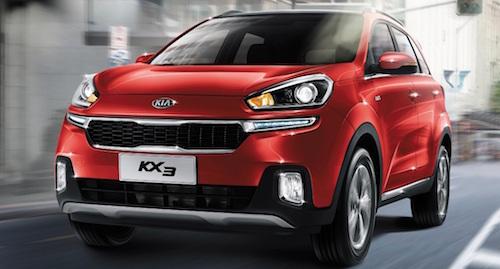 KIA-KX3