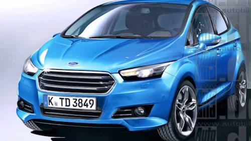 Обновленный тип Форд Fiesta получило новый дизайн