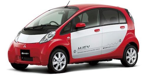В РФ числится неменее 700 электромобилей