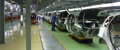 Завод General Motors в Петербурге возобновит производство в 2017 году?