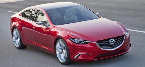 Mazda назвала рублевые цены на новую Mazda6 и дату дебюта в РФ