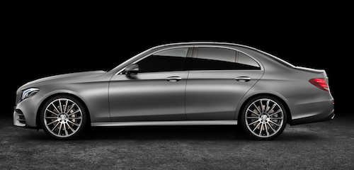 (Фото: Mercedes-Benz E-Class)
