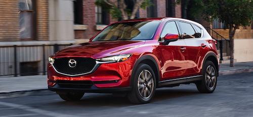 (Mazda CX-5 New Generation. Фото: © Mazda)