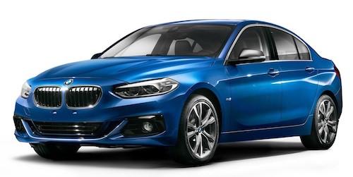 (BMW 1-Series. Фото: © BMW)