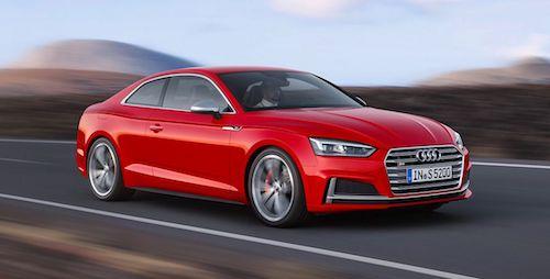 (Audi A5/S5 New Generation. Фото: © Audi)