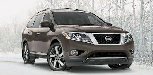 (Фото: Nissan Pathfinder)