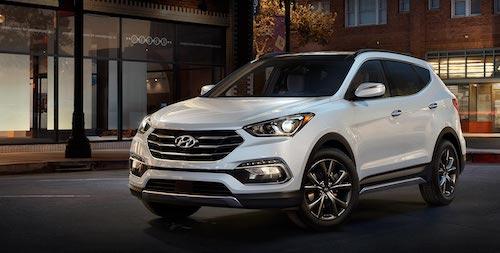 (Hyundai Santa Fe Sport. Фото: © Hyundai USA)
