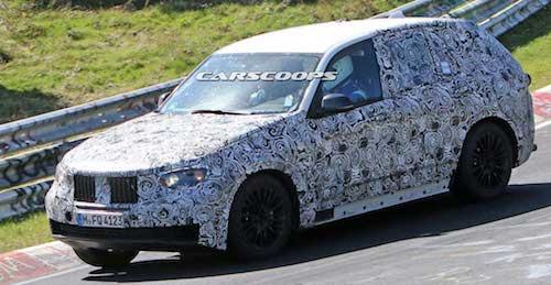 (BMW X5 G05. Фото: © Carcoops)