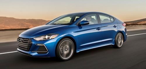 Hyundai назвал комплектации и цены на новую Elantra Sport