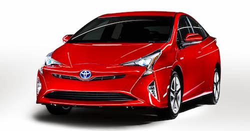 Тойота возвратит Prius на рынок России