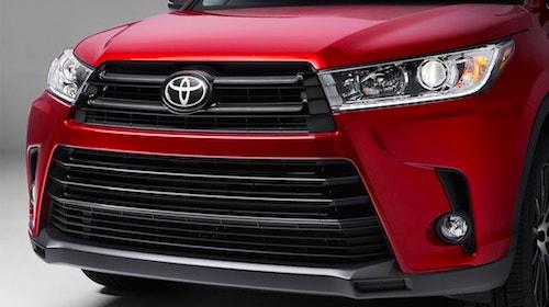 Тойота расширяет производство врезультате спроса насовременный вседорожный автомобиль Highlander