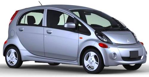 Мицубиши  небудет торговать  электромобили в РФ