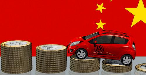 Фольксваген создаст бюджетные автомобили для китайского рынка