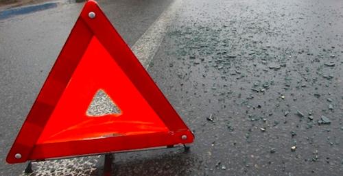 Из-за дорожного происшествия натрассе Омск-Одесское в поликлинику попал трёхлетний парень