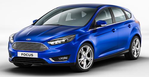 Новое поколение Ford Focus встало на конвейер