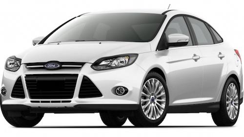 Специалисты назвали иномарку Форд Focus наиболее популярной в РФ
