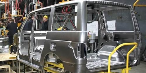 УАЗ запустит вИране завод посборке машин до 2018