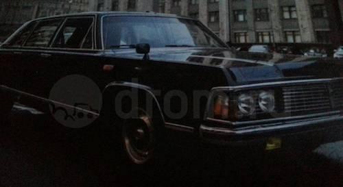 ВОмске реализуют «ГАЗ Чайка» 1986 года за40 тыс. долларов
