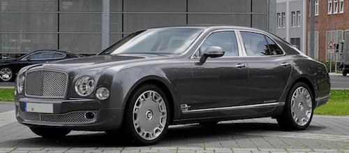 Bentley Mulsanne 11