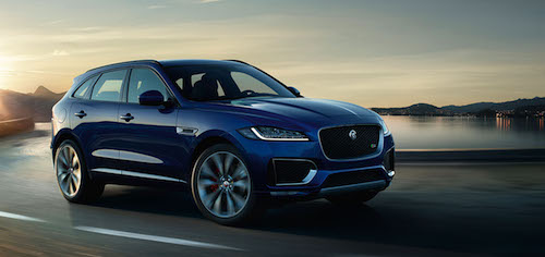jaguar f pace 2017. Black Bedroom Furniture Sets. Home Design Ideas